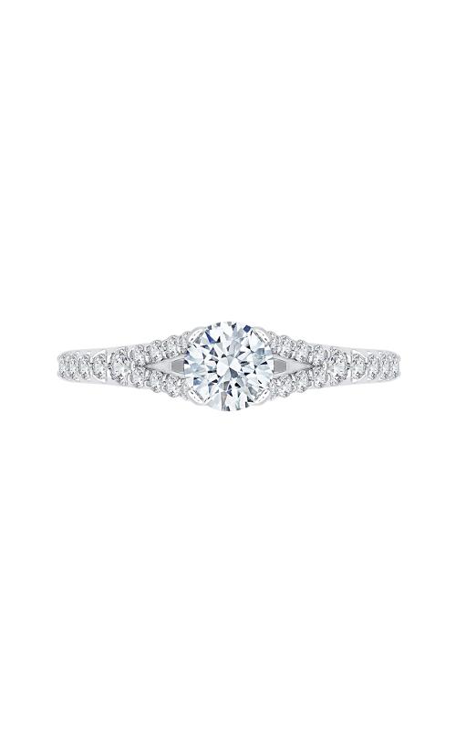 Shah Luxury Promezza Engagement ring PR0118ECH-44W-.50 product image