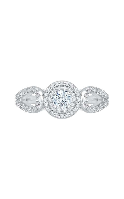 Shah Luxury Promezza Engagement ring PR0122ECH-44W-.25 product image