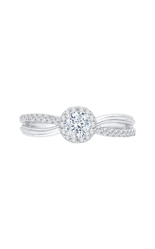 Shah Luxury Promezza Engagement ring PR0123ECH-44W-.33 product image