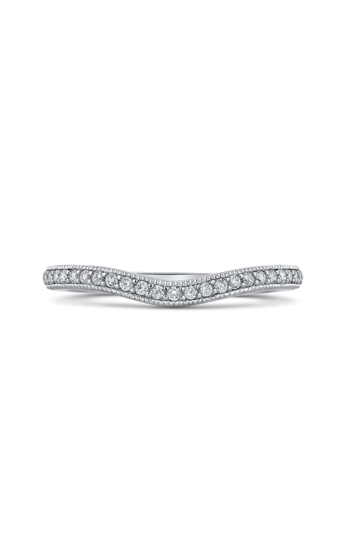 Shah Luxury Promezza Wedding band PR0181B-44W-.50 product image