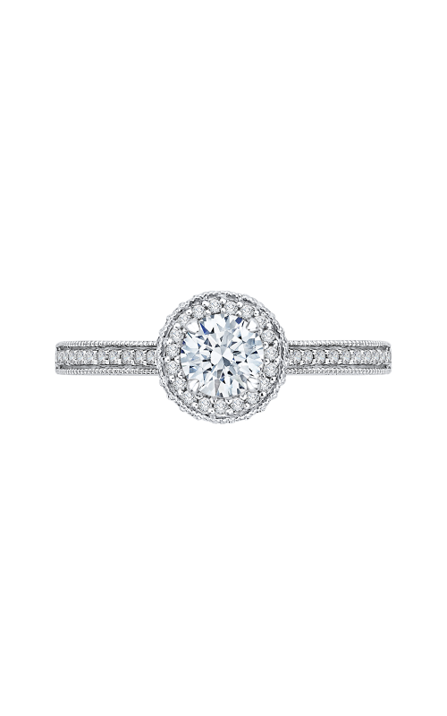 Shah Luxury Promezza Engagement ring PR0133ECH-44W-.50 product image