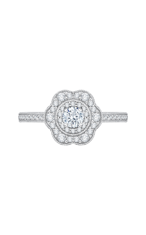 Shah Luxury Promezza Engagement ring PR0134ECH-44W-.25 product image