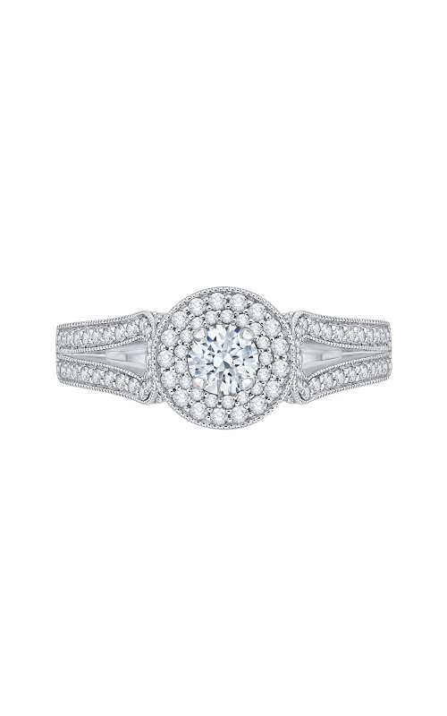 Shah Luxury Promezza Engagement ring PR0143ECH-44W-.33 product image