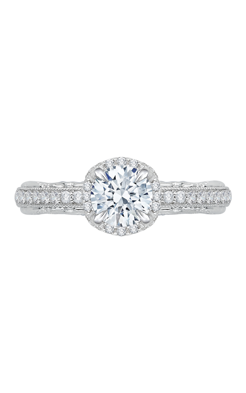Shah Luxury Carizza Engagement ring CA0072E-37W product image