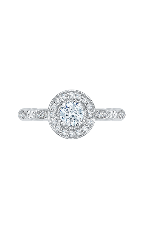 Shah Luxury Promezza Engagement ring PR0162ECH-44W-.38 product image