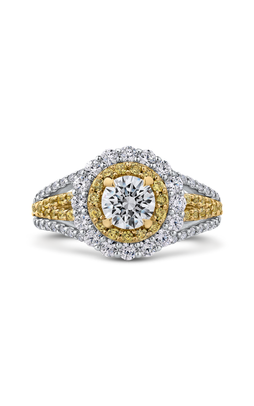 Shah Luxury Promezza Engagement ring PR0173ECY-44W-.75 product image