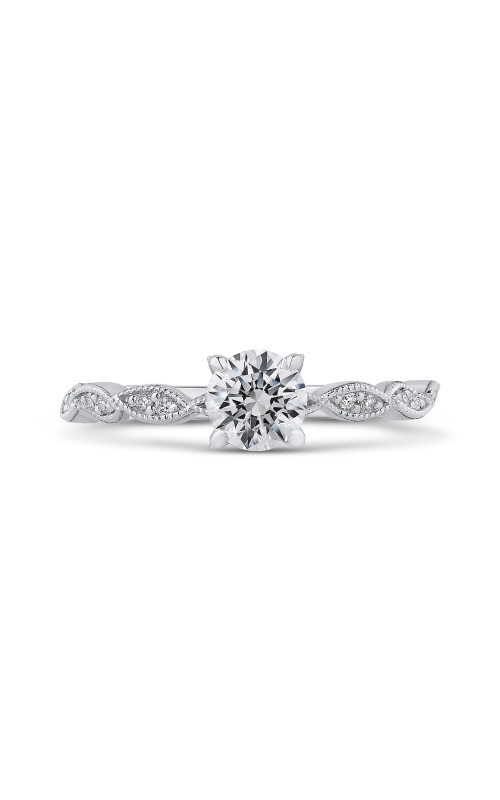 Shah Luxury Promezza Engagement ring PR0182ECH-44W-.50 product image