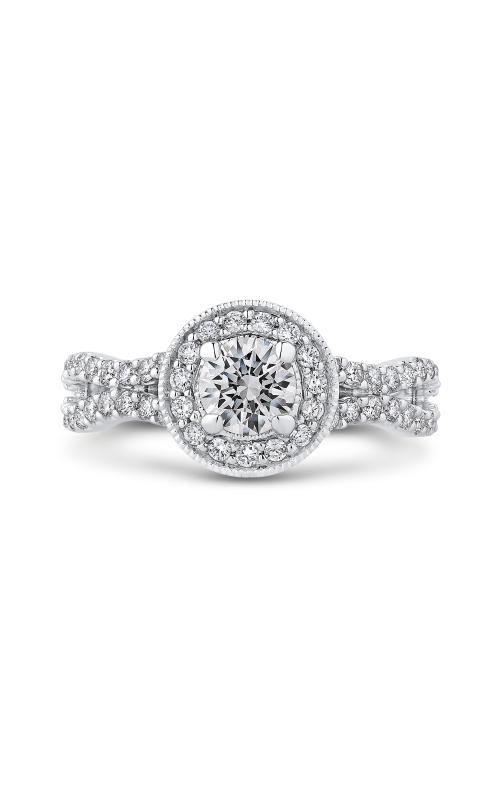Shah Luxury Promezza Engagement ring PR0183ECH-44W-.50 product image