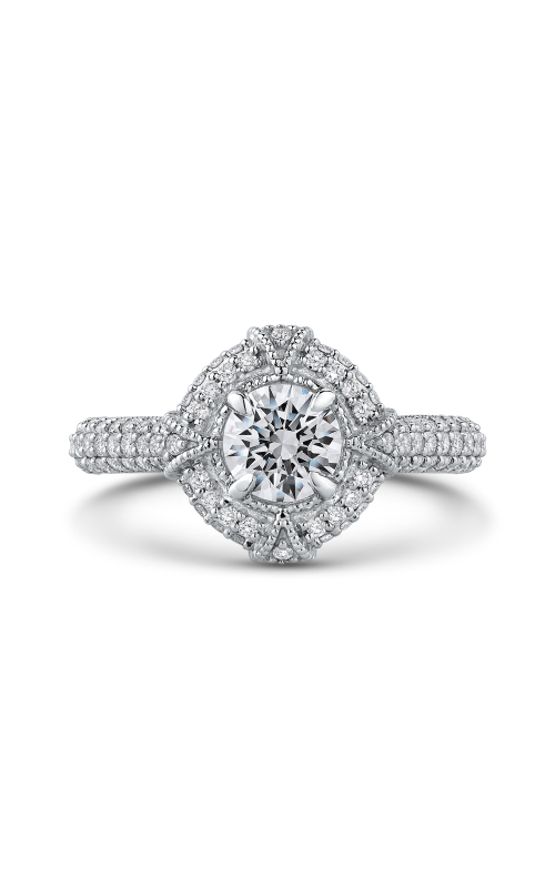 Shah Luxury Promezza Engagement ring PR0186ECH-44W-.75 product image