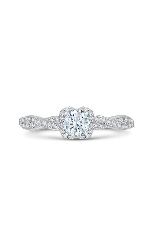 Shah Luxury Promezza Engagement ring PR0187ECQ-44W-.50 product image