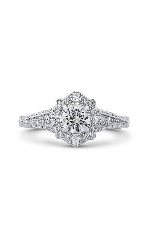 Shah Luxury Promezza Engagement ring PR0191ECH-44W-.50 product image