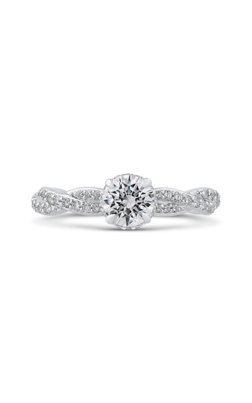 Shah Luxury Promezza Engagement ring PR0192ECQ-44W-.75 product image