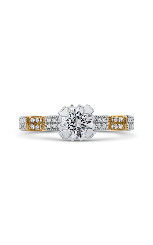 Shah Luxury Promezza Engagement ring PR0194ECH-44WY-.75 product image