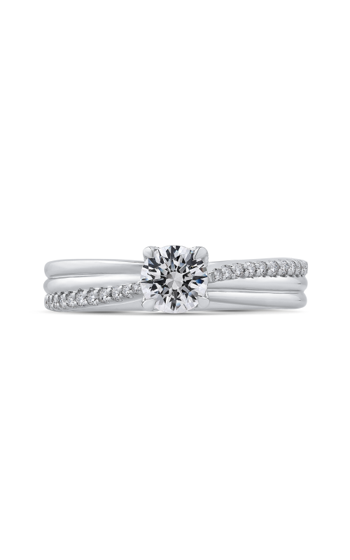 Shah Luxury Promezza Engagement ring PR0196ECH-44W-.50 product image