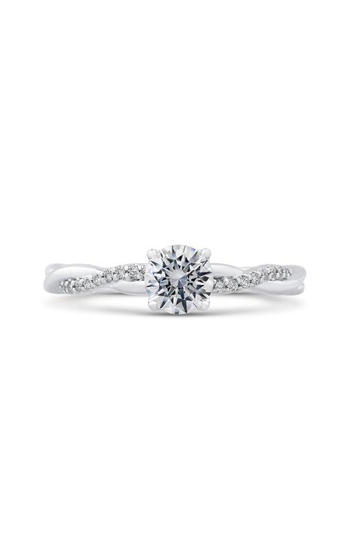 Shah Luxury Promezza Engagement ring PR0197EC-44W-.50 product image
