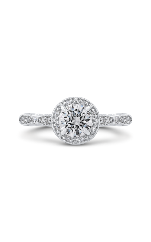 Shah Luxury Promezza Engagement ring PR0198ECH-44W-.75 product image