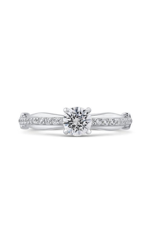 Shah Luxury Promezza Engagement ring PR0204ECH-44W-.50 product image