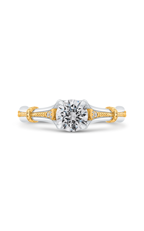 Shah Luxury Promezza Engagement ring PR0206ECH-44WY-.75 product image