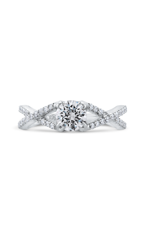 Shah Luxury Promezza Engagement ring PR0209ECQ-44W-.75 product image