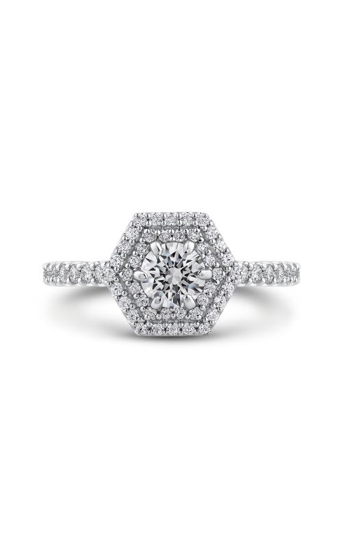 Shah Luxury Promezza Engagement ring PR0229ECH-44W-.50 product image