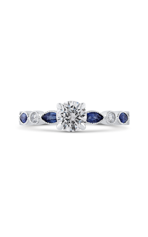 Shah Luxury Promezza Engagement ring PR0232ECH-S44W-.75 product image