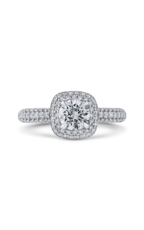 Shah Luxury Promezza Engagement ring PR0233ECH-44W-.75 product image