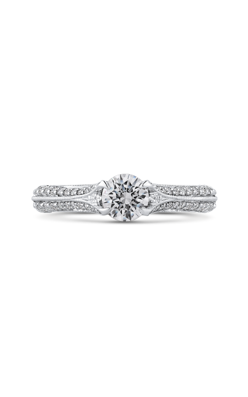Shah Luxury Promezza Engagement ring PR0234ECH-44W-.50 product image
