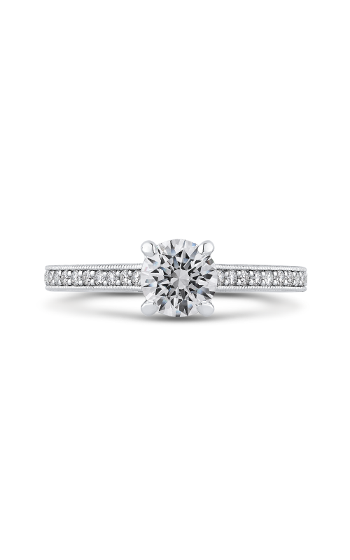 Shah Luxury Promezza Engagement ring PR0235ECQ-44W-.75 product image