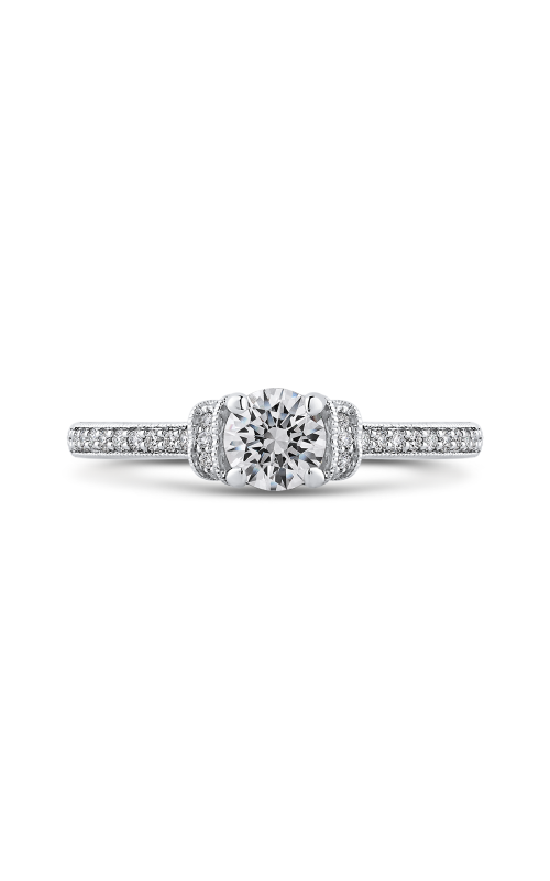 Shah Luxury Promezza Engagement ring PR0252ECH-44W-.50 product image