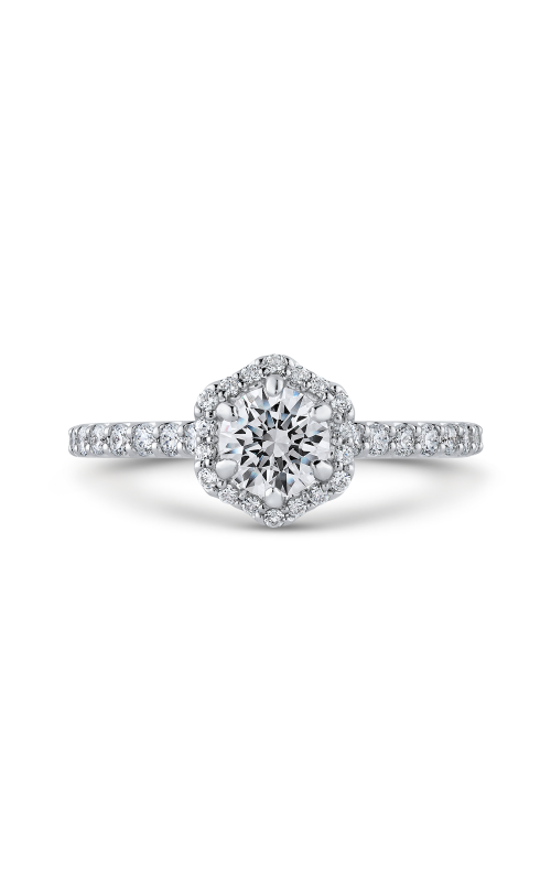 Shah Luxury Promezza Engagement ring PR0253ECH-44W-.50 product image