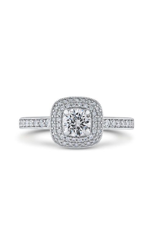 Shah Luxury Promezza Engagement ring PR0255ECH-44W-.50 product image