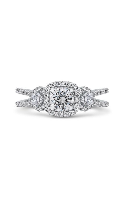 Shah Luxury Promezza Engagement ring PR0257ECQ-44W-.50 product image
