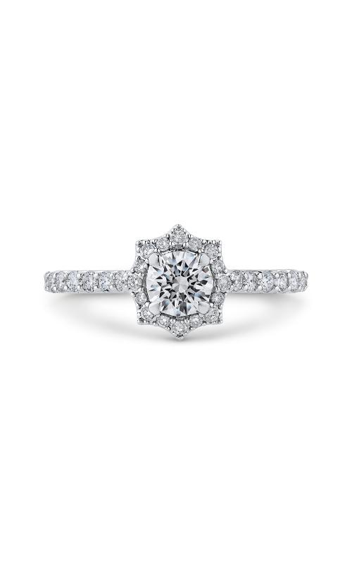 Shah Luxury Promezza Engagement ring PR0261ECH-44W-.50 product image