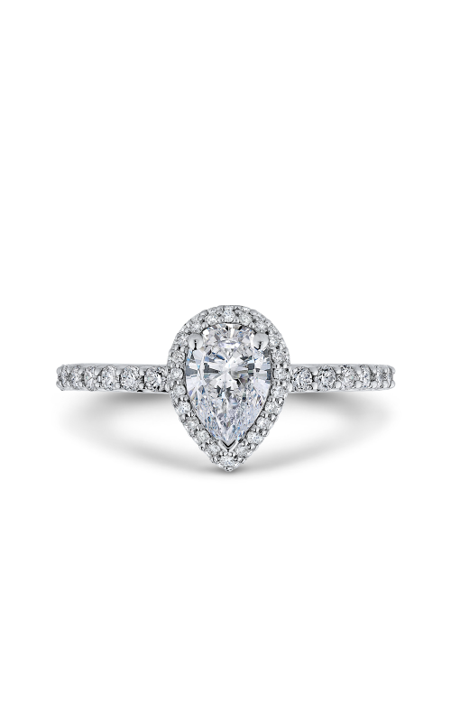 Shah Luxury Promezza Engagement ring PRA0251ECQ-44W-.75 product image