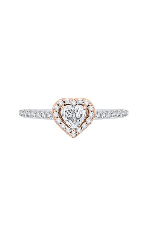 Shah Luxury Promezza Engagement ring PRH0154ECH-44WP-.50 product image