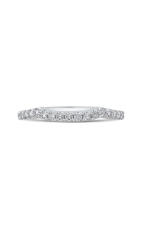 Shah Luxury Promezza Wedding band PR0257BQ-44W-.50 product image