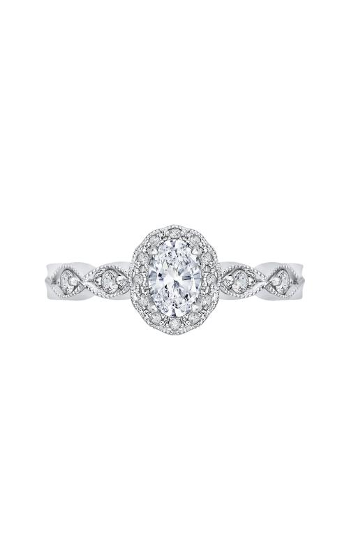 Shah Luxury Promezza Engagement ring PRO0075ECQ-44W-.50 product image