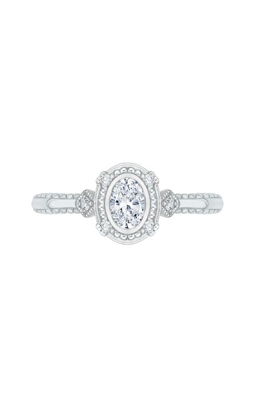 Shah Luxury Promezza Engagement ring PRO0128EC-44W-.50 product image