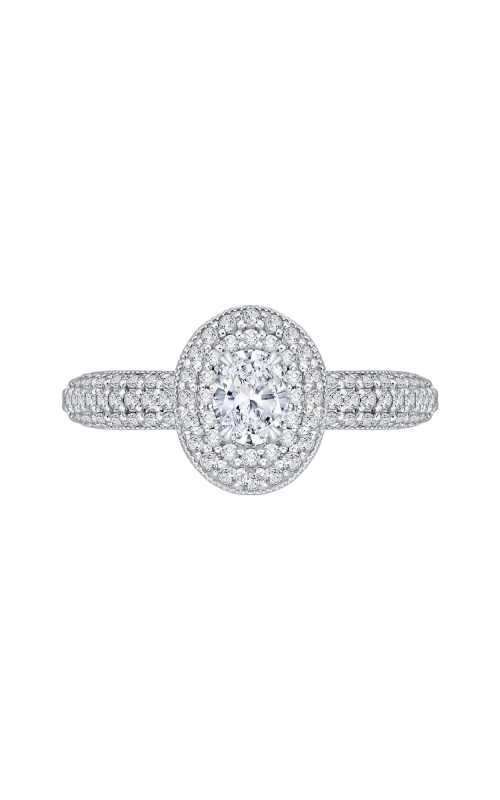 Shah Luxury Promezza Engagement ring PRO0129ECH-44W-.33 product image