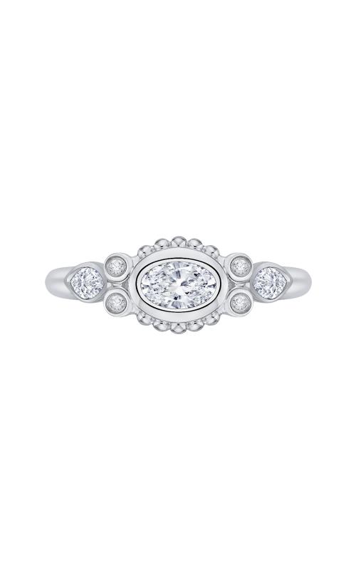 Shah Luxury Promezza Engagement ring PRO0145EC-44W-.50 product image
