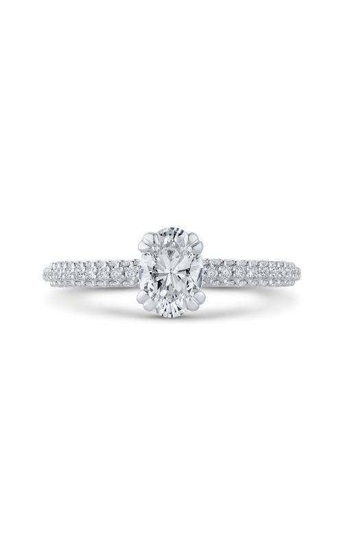 Shah Luxury Promezza Engagement ring PRO0236ECQ-44W-.75 product image