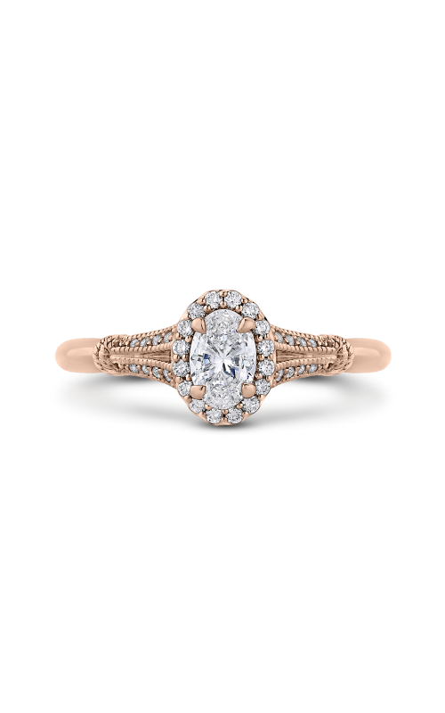 Shah Luxury Promezza Engagement ring PRO0250EC-44P-.50 product image