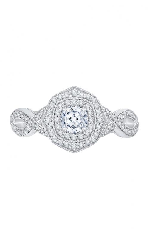 Shah Luxury Promezza Engagement ring PRU0114ECH-44WY-.50 product image