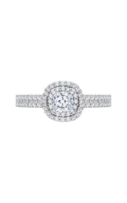 Shah Luxury Promezza Engagement ring PRU0157ECH-44W-.50 product image