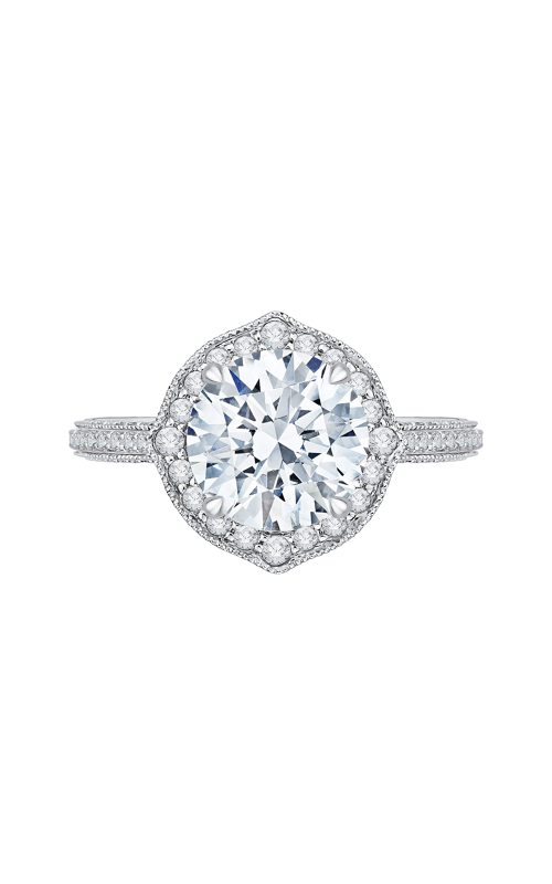 Shah Luxury Carizza Boutique Engagement ring QR0039K-40W product image