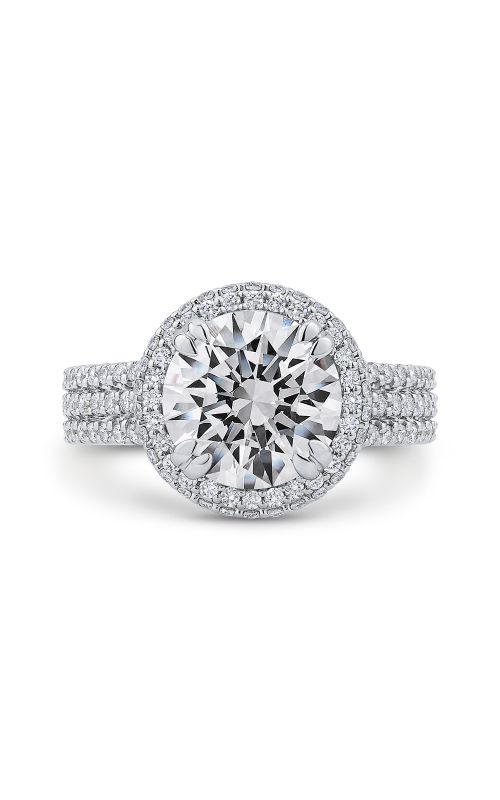 Shah Luxury Carizza Boutique Engagement ring QR0046K-40W product image