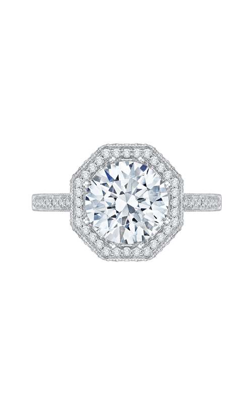 Shah Luxury Carizza Boutique Engagement ring QR0047K-40W product image