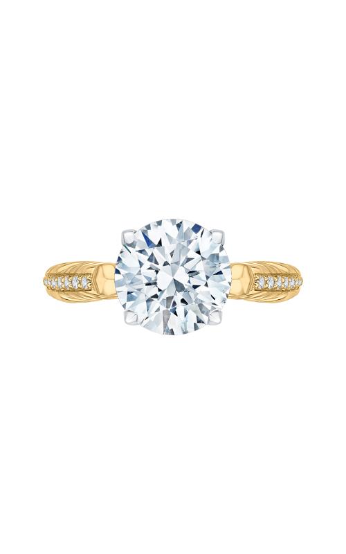 Shah Luxury Carizza Boutique Engagement ring QR0056EK-40WY-3.00 product image