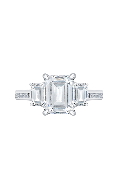 Shah Luxury Carizza Boutique Engagement ring QRE0036K-40W product image
