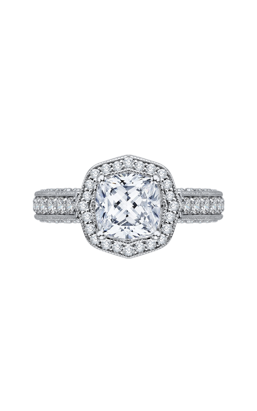 Shah Luxury Carizza Boutique Engagement ring QRU0016K-40W product image